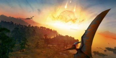 تعرف على حظ الديناصورات السيء الذي تسبب في انقراضها!!