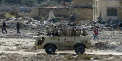 رفض واسع داخل الجيش المصري لسيناريوهات التنازل عن سيناء
