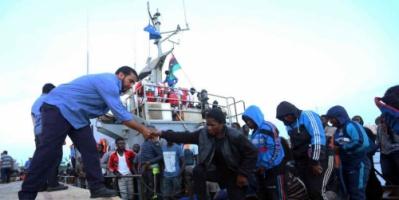 ليبيا تتوعد المتورطين في تجارة البشر
