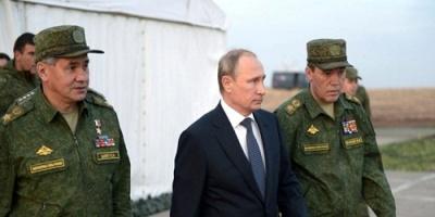 بوتين يأمر بسحب القسم الاكبر من القوات الروسية من سوريا بعد أيام على اعلان موسكو التحرير التام لهذا البلد من تنظيم داعش