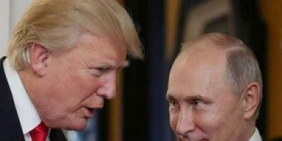 الرئيس الروسي بوتين والامريكي دونالد ترامب يبحثان هاتفيا الأزمة المتعلقة بالبرنامج النووي لكوريا الشمالية