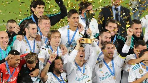 ريال مدريد يحصد لقب بطولة العالم للأندية للمرة الثالثة