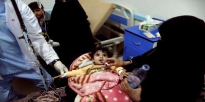 اللجنة الدولية للصليب الأحمر : مليون مصاب بوباء الكوليرا في اليمن