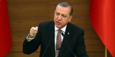 اردوغان يدعو دول العالم إلى رفض شرائها بدولارات ترامب بعدما هدد الرئيس الاميركي بقطع المساعدات المالية