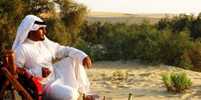 'شبة النار' فاكهة جلسات السمر في شتاء السعودية