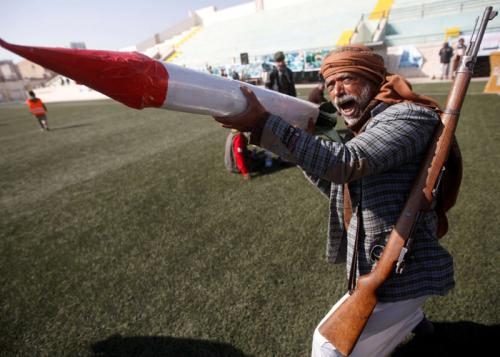 أسطورة تصنيع الحوثيين للصواريخ
