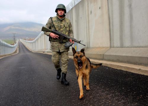 تركيا ملاذ آمن لمقاتلي داعش بعد فرارهم من سوريا والعراق