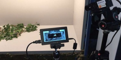كاميرا خارقة تكشف التمويه