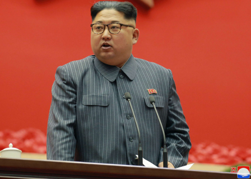 زعيم كوريا الشمالية يدعو إلى تحسين العلاقات مع الجنوب
