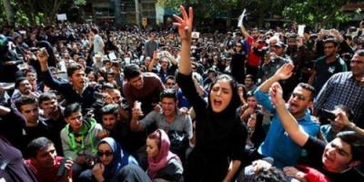 22 قتيل و450 معتقل حصيلة إحتجاجات إيران خلال ثلاثة أيام