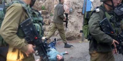 إستشهاد فلسطيني بإطلاق نار إسرائيلي غرب رام الله واعتقال 20 فلسطينيا من الضفة