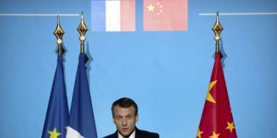 ماكرون يدعو إلى تحالف بين فرنسا والصين من أجل 'مستقبل العالم'