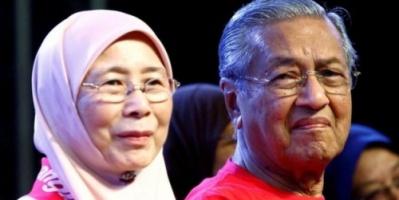 من هو مهاتير محمد الذي ترشحه المعارضة الماليزية لرئاسة الوزراء؟