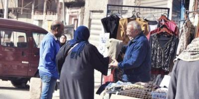 الأوضاع المعيشية الصعبة لم توقف ثقافة التبرع عند الأسر المصرية