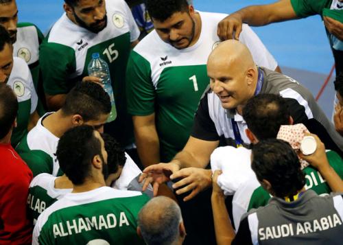 السعودية وقطر والبحرين في مونديال اليد 2019