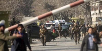 95 قتيلا و158 جريحا في تفجير سيارة إسعاف مفخخة في العاصمة الأفغانية