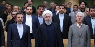 الرئيس الإيراني يرى انهيار نظام ولي الفقيه وشيكا