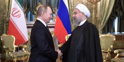روسيا : بوتين وروحاني يبحثان نتائج مؤتمر الحوار الوطني السوري في سوتشي