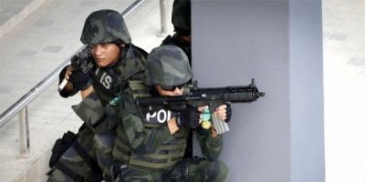 هجرة الإرهاب من الشرق الأوسط إلى جنوب شرق آسيا وشمال أفريقيا