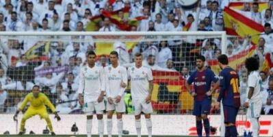 ريال مدريد في ورطة بسبب برشلونة