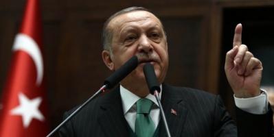 أردوغان يعلن سقوط مروحية عسكرية تركية في سوريا ويتوعد برد قاسي
