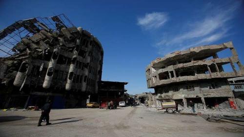 الأمم المتحدة : إزالة القنابل من الموصل يحتاج أكثر من 10 سنوات