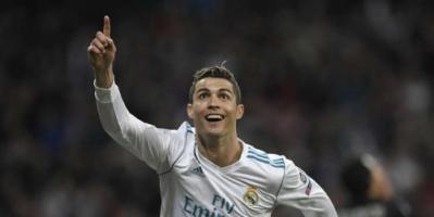 رونالدو يؤكد تفوقه على ميسي ويسجل هدفه المئة في أبطال أوروبا