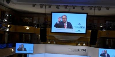 مؤتمر الأمن والدفاع بميونيخ : أفول قوة أميركا وضعف دور أوروبا