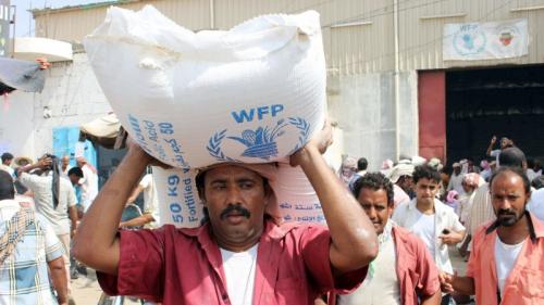 تقرير أممي يفضح تلاعب ميليشيا الحوثي بورقة المساعدات الإنسانية