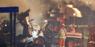 بريطانيا: توجه الاتهام إلى ثلاثة اشخاص في تفجير أوقع خمسة قتلى
