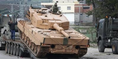 وحدات حماية الشعب: مقتل جنديين تركيين وإصابة 6 في هجوم على طريق جنديرس عفرين