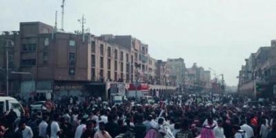 إيران ... مظاهرات احتجاجية في الأحواز ضد تهميش العرب