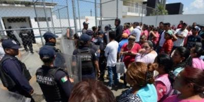 مقتل 6 من رجال الشرطة وإصابة 15 خلال تمرد في سجن مكسيكي