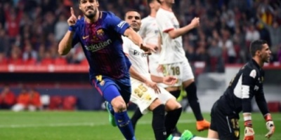 كأس اسبانيا: برشلونة يحرز اللقب الرابع تواليا