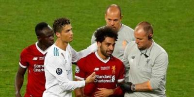 تقارير إنجليزية : محمد صلاح مهدد بالغياب عن كأس العالم