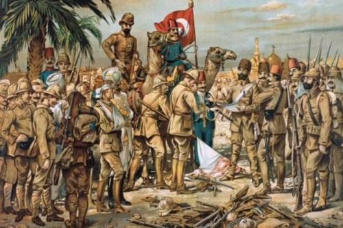 كوت العمارة.. استسلام جيش بريطانيا العظمى للدولة العثمانية