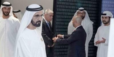 حاكم دبي يفتح أبواب صناعة المستقبل لشباب العرب