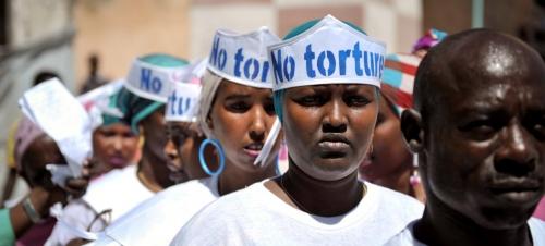 الأمم المتحدة تدعو للحد من التجارة في الأدوات التي تستخدم في التعذيب