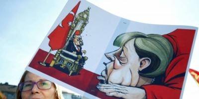 أردوغان في ألمانيا : غاز عثماني أم متسلط عصري