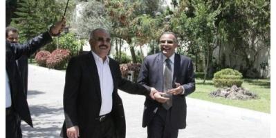 أحمد الصوفي : أعكف على توثيق اللحظات الأخيرة في حياة علي عبد الله صالح