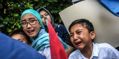 مراكز تدريب قسري للمسلمين في الصين بمواصفات معتقلات