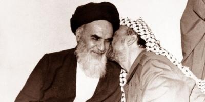عرفات والخميني.. كيف انقلب دعم فتح للثورة الإيرانية ضدها