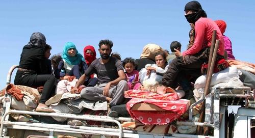 قرابة 600 لاجئ سوري يعودون إلى وطنهم خلال الـ 24 ساعة الأخيرة