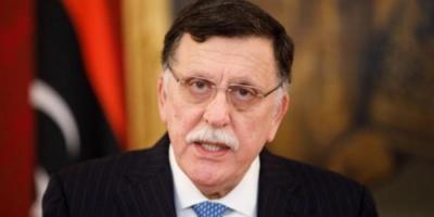 رئيس حكومة الوفاق الوطني الليبية  يعلن إجراء الانتخابات في ليبيا نهاية العام