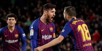 برشلونة يضع 3 خطط لضمان بقاء ميسي