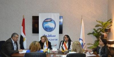 أنشطة توعويه وثقافية وصحية تجوب أنحاء القاهرة الجديدة