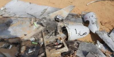 اليمن : التحالف العربي يدمر طائرة حوثية بدون طيار جنوبي الحديدة