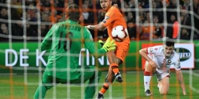 #هولندا تقسو على بيلاروسيا برباعية في تصفيات #كأس أوروبا
