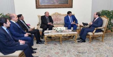 #السيسى: تعزيز التعاون مع موريتانيا للقضاء على #الإرهاب والجريمة المنظمة