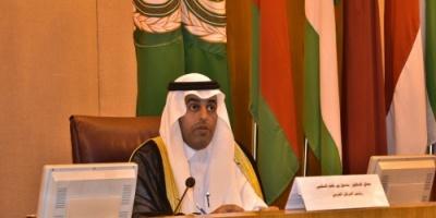 #رئيس البرلمان العربي يرفض تصريح الرئيس الأمريكي# بشأن سيادة قوة الاحتلال على الجولان